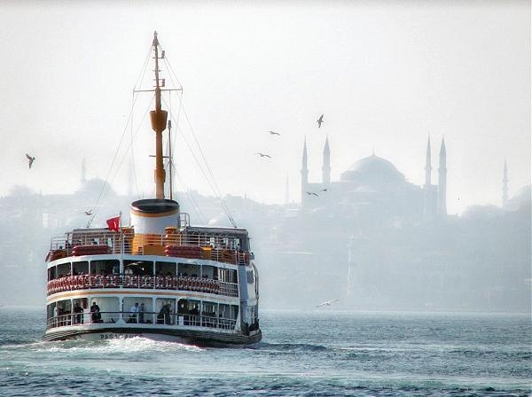 4-Hour Bosphorus Cruise